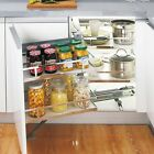 Magic Corner I Pantry Wire Basket Pull Out Soft Close Shelf Kitchen Lazy Susan