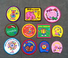 Girl Guide/ Girl Scout Fun/ Activity/ District /Area Patches/ Badges - Choice D