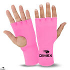 Boxing Fist Hand Inner Gloves Bandages MMA Muay Thai Punch Wraps Pink S/M -L/XL