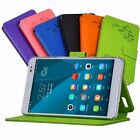 "Fashion Printed Leather Case Stand Cover Skin For 7"" HuaWei Honor X2 Tablet PC"