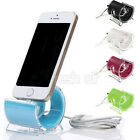 Charger Charging Dock Cradle Stand Station for iPhone5 5C 5S 6/Plus With Cable