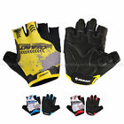 GIANT Outdoor Cycling Short Finger Gloves Bike Half Finger Gloves 3 Colors