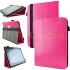 MID 10.1 inch Google Android Tablet Adjustable Flip Stand Card Case Cover