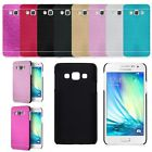 Ultra Slim Aluminum Metal Brushed Hard Back Case Cover For Samsung Galaxy A7 A3