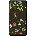 Balancing Animals Hard Case For Sony Xperia Z Series Phone Models
