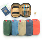 Daily Multi Pouch -Ziparound Case Makeup Bag Travel Toiletry Organizer - DSKC