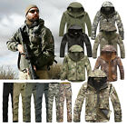 Men's Outdoor Hunting Camping Wind Waterproof Coat Military Tactical Army jacket