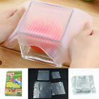 Food Wraps- 4 Sheet Pack Reusable Food Wraps Stretch And Fresh AS SEEN ON TV