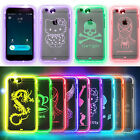 LED Flash Light UP Remind Incoming Call Case Covers Skin For iPhone 6 6 Plus 5S