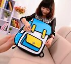 3D Jump Style 2D Drawing Cartoon Paper Bag Comic Backpack Messenger Tote Fashion