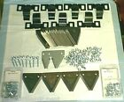 """SWITCH Your SICKLE MOWER From RIVETS to BOLTS KIT, MF WITH 2"""" CENTER LINE"""
