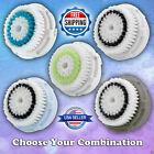 Replacement Brush Heads for Clarisonic MIA & MIA 2, PRO, PLUS Facial Cleansers