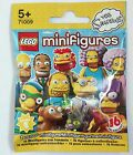 LEGO MINI FIGURES SIMPSONS Series 2 71009  Choose Figures  or Full Set NEW 2015