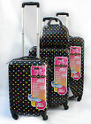 Compass Light Hard Shell Suitcase Trolley Case 4 Wheel Luggage Box 21 25 29 2138