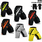 MTB Cycling Short Off Road Bicycle With CoolMax Padded Liner Short Dimex NEW