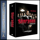 THE SOPRANOS - ENTIRE COLLECTION SERIES 1 2 3 4 5 6 ***BRAND NEW DVD BOXSET**