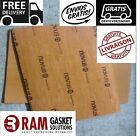 Exhaust Gasket Material 2 Sheets Cut Your Own Gaskets Novus 30 {NAF11-}{0.05}