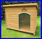 Insulated Extra/Large Dog Kennel Kennels House With Removable Floor Easy Clean