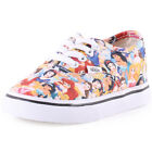 Vans Toddler Authentic Disney Kids Canvas Multicolor Trainers New Shoes