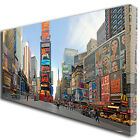 NEW YORK TIMES SQUARE ART CANVAS WALL ART BOX PRINT PICTURE SMALL/MEDIUM/LARGE