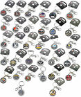 impact keychain key ring clip NFL PICK YOUR TEAM $7.35 USD on eBay