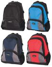 ADULTS UNISEX MOUNTAIN WALK JEEP BACK TO SCHOOL COLLEGE RUCKSACK BACKPACK PH1207