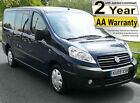 2009(09) FIAT SCUDO 2.0D MULTIJET PANORAMA LWB WHEELCHAIR ACCESSIBLE VEHICLE