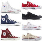 CONVERSE CHUCK TAYLOR AS CORE OX Low & HI All Star Sneakers Men Women Free Ship