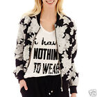 i jeans by Buffalo Floral Print Jacket Size S, M Msrp 75.00 New