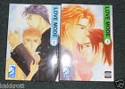 Love Mode Yaoi Manga Lot Blu English Manga Graphic Novel Ships Insured