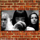 MIA PULP FICTION MOVIE COOL CANVAS WALL ART BOX PRINT PICTURE SMALL/MEDIUM/LARGE