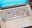 Macbook Pro Keyboard Decal sticker Avery Air Skin Decor Humor Protector
