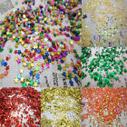 Внешний вид - NEW Wedding Dress PICK 2000Pcs DIY 3mm Sparkling 5 Star Paillettes Loose Sequins