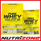 OLIMP PURE WHEY PROTEIN ISOLATE 95 Powder Pure WPI Isolate BCAA Amino Acid