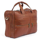 "Meridien Leather 13"" Laptop & iPad Carrying Case"