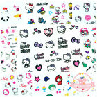 Hello Kitty Self Adhesive Colorful Nail Art Stickers Transfer Decals