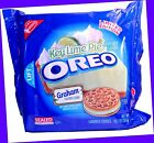 NEW! Nabisco OREO Cookies U-PICK FLAVOR! Chocolate Golden LIMITED EDITION!