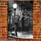 SINGING IN THE RAIN MOVIE CANVAS WALL ART BOX PRINT PICTURE SMALL/MEDIUM/LARGE