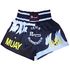 Muay Thai Shorts Kick Boxing Training Grappling Fight MMA Shorts JUNIOR & ADULTS