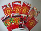 Manchester United Birthday Card Son Brother Grandson Dad Crest