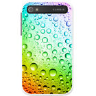 Coloured Water Droplets Hard Case For Blackberry Classic Q20