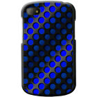 Abstract 3D Wave Hard Case For Blackberry Q10