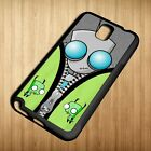 Cheap Gir Invader Zim Doom Tacos For Case Cover Samsung Galaxy Note 2 3 4 5