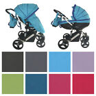 Varbaby 2 in1 Lollipop Travel System with WHITE Chasis - Age 0m+