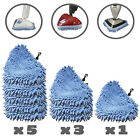 5, 3 or 1 H2O STEAM MOP, STEAMBOY & BISSELL CORAL PADS Microfiber Pad Microfibre segunda mano  Point Roberts