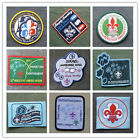 22nd World Scout Jamboree 2011 Sweden WSJ Contingent / Unit Badge / IST Patch