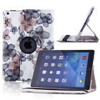 360 Rotating Stand PU Leather Smart Cover Case For Apple iPad 2 3 4/mini/Air 1 2