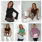 Maternity Belly Band - Baby be Mine - Size 2 (UK - 10 to 14)
