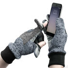 Finger GLOVES Winter Photographers Touch Screen Tablet Mobile Cell Phones M/L/XL