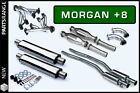 Morgan Plus 8 +8 Ultimate Catalyst Stainless Steel Peformance Exhaust System V8